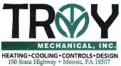 Troy Mecahnical Logo full